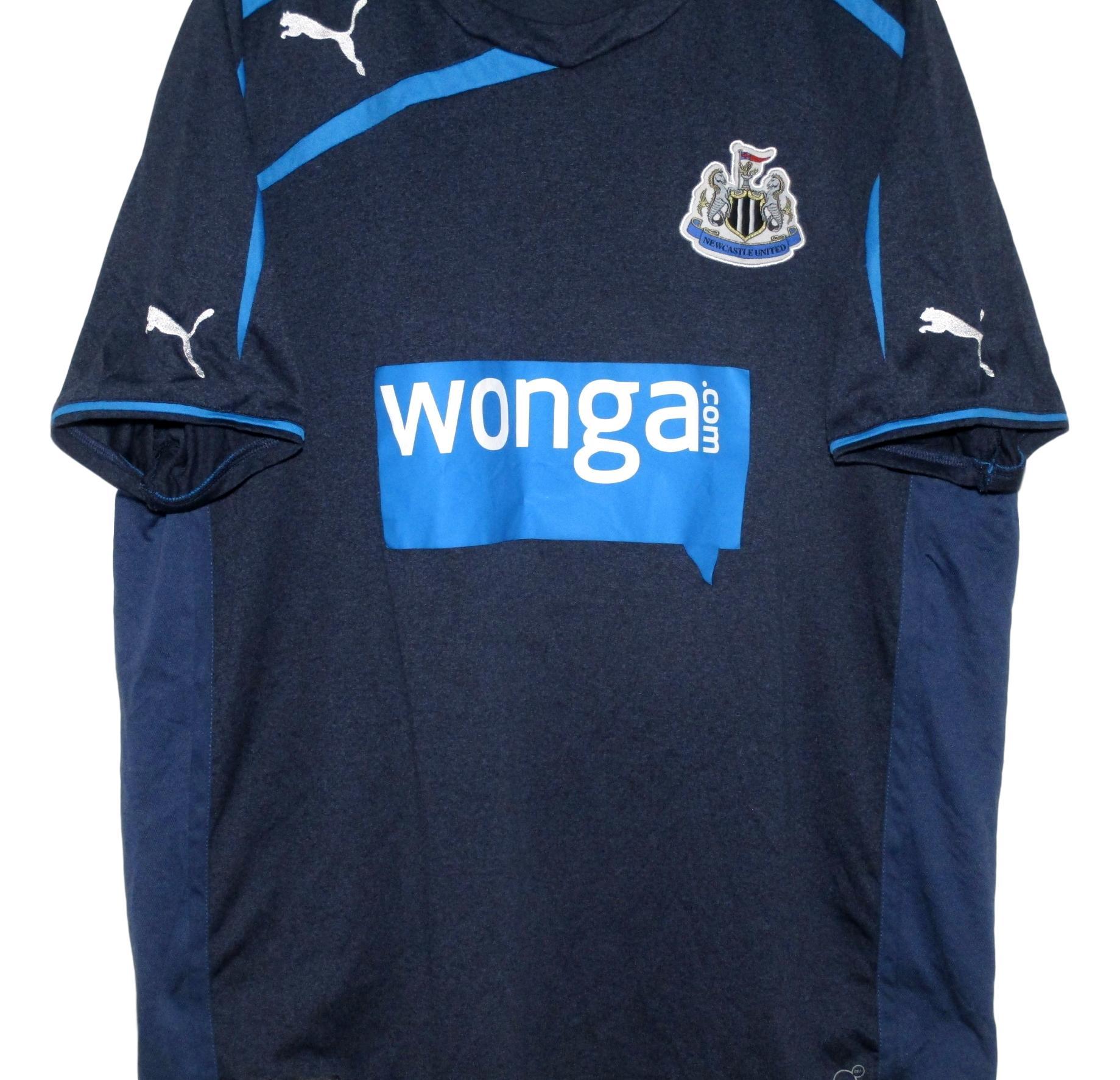 brand new ffa5b f247e 2013-14 Newcastle United Away Shirt (XL)   The Kitman Football Shirts
