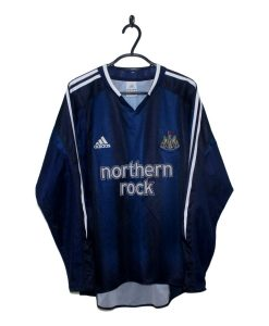 2004-05 Newcastle United L/S Away Shirt