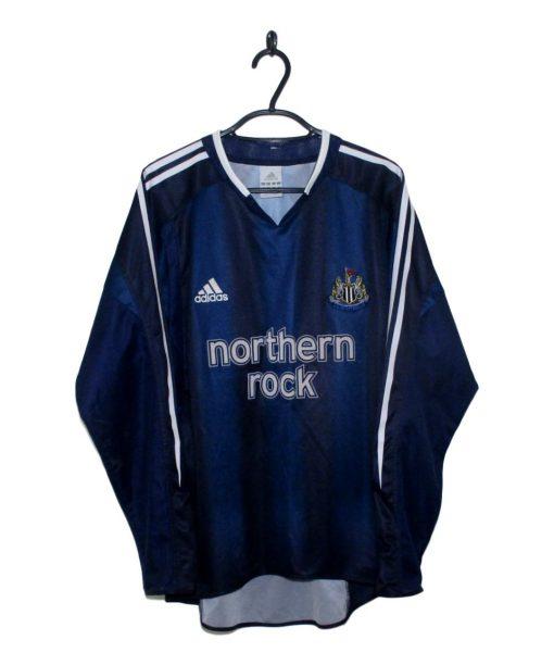 2004-05 Newcastle United L/S Away Shirt