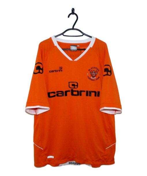 2009-2010 Blackpool Home Shirt
