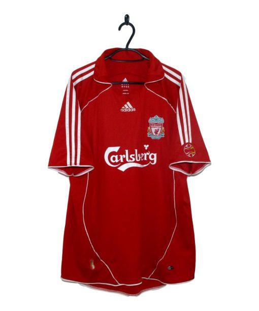 2006-08 Liverpool Home Shirt