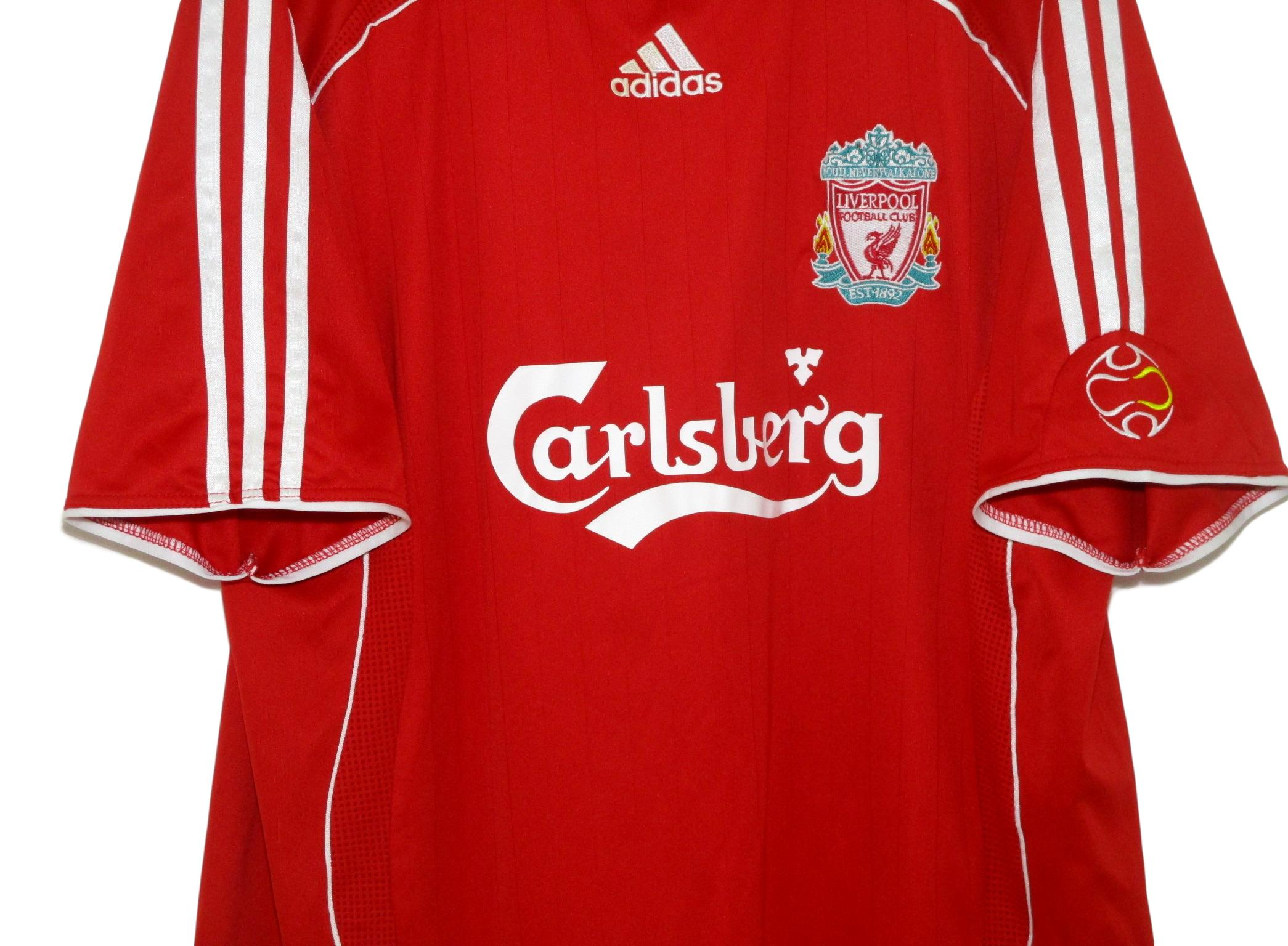 45d630bf7 2006-08 Liverpool Home Shirt (XL)