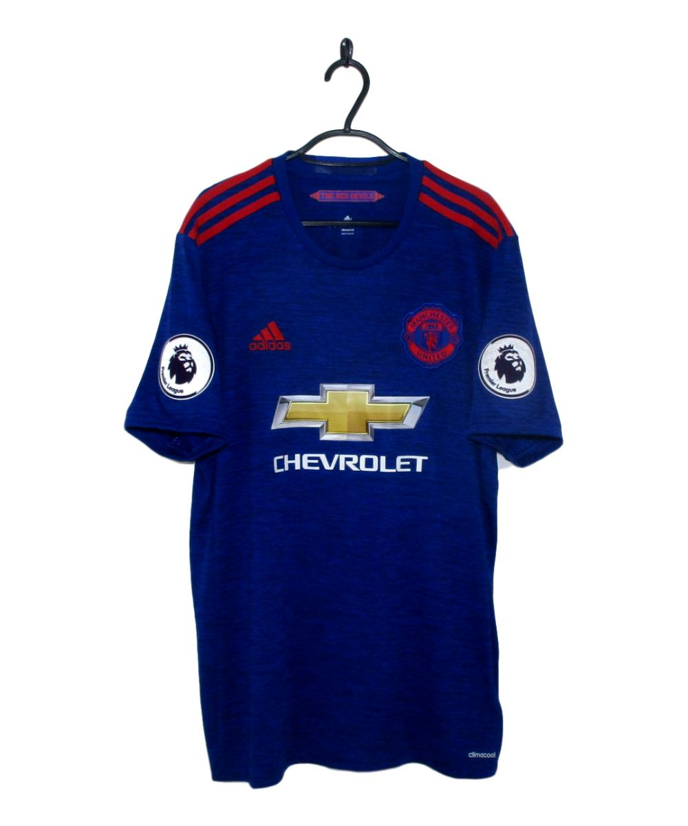 4befd6f78 2016-17 Manchester United Away Shirt Rooney (L)