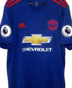 2016-17 Manchester United Away Shirt