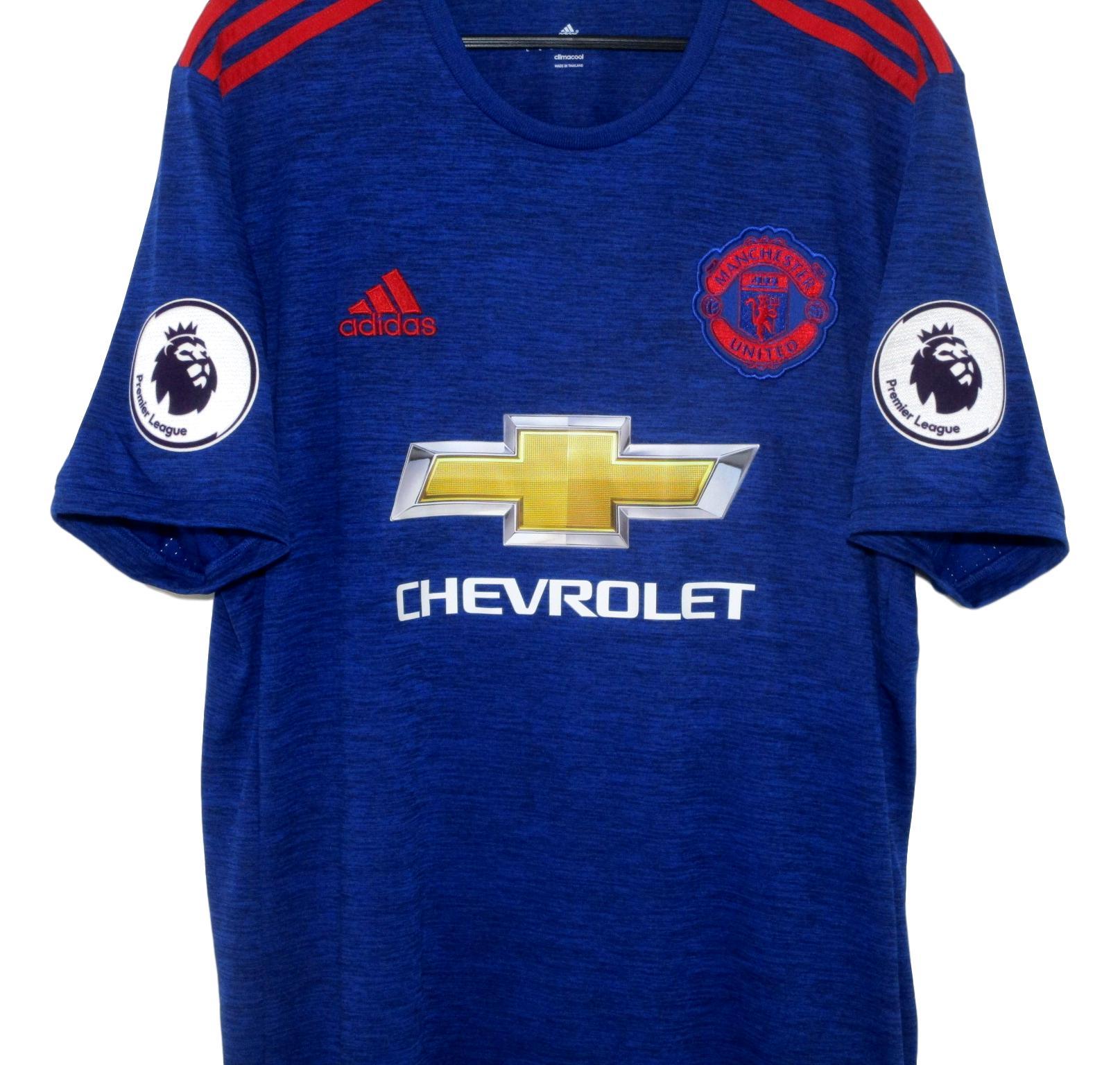 7b60918e0 2016-17 Manchester United Away Shirt Rooney (L)