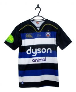 7cd8408ab 2015-16 Bath Rugby 150th Anniversary Shirt