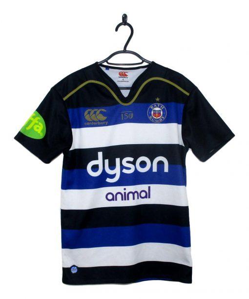 2015-16 Bath Rugby 150th Anniversary Shirt