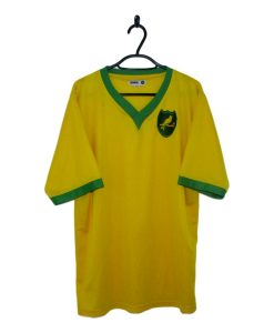 1957-62 Norwich City Home Shirt