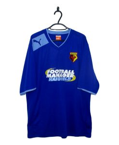 2012-13 Watford Away Shirt