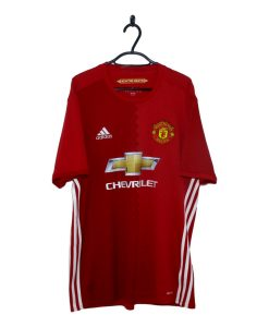 2016-17 Manchester United Home Shirt
