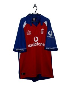 2004-05 England ODI Cricket Shirt