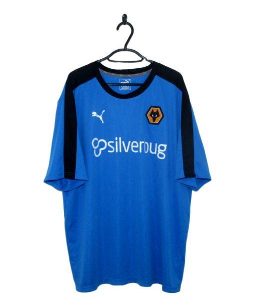 2015-16 Wolverhampton Wanderers Training Shirt