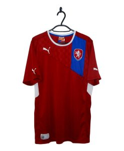 2012-13 Czech Republic Home Shirt