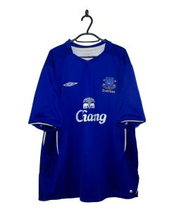 2005-06 Everton Home Shirt