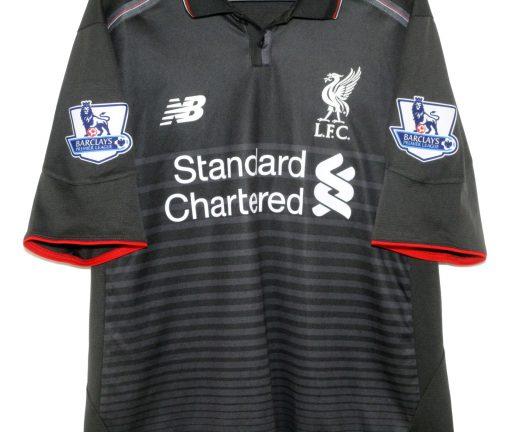 2015-16 Liverpool Third Shirt