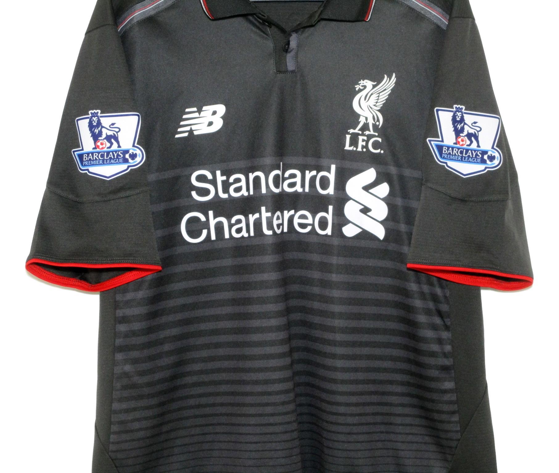 4a7cd5d5074 2015-16 Liverpool Third Shirt Emre Can (L)