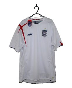 2005-07 England Home Shirt