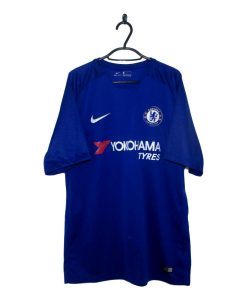 timeless design 339ea ba207 2017-18 Chelsea Home Shirt (L)