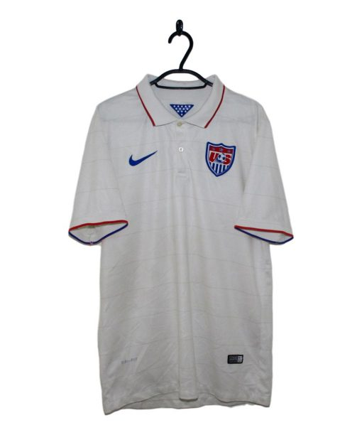 2014-15 USA Home Shirt