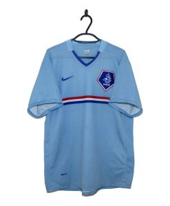2008-09 Netherlands Away Shirt