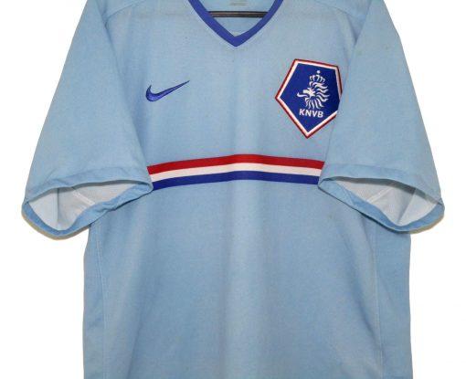 2008-09 Netherlands Away Shirt