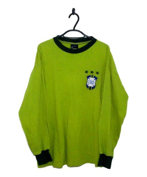1972 Brazil Home Shirt