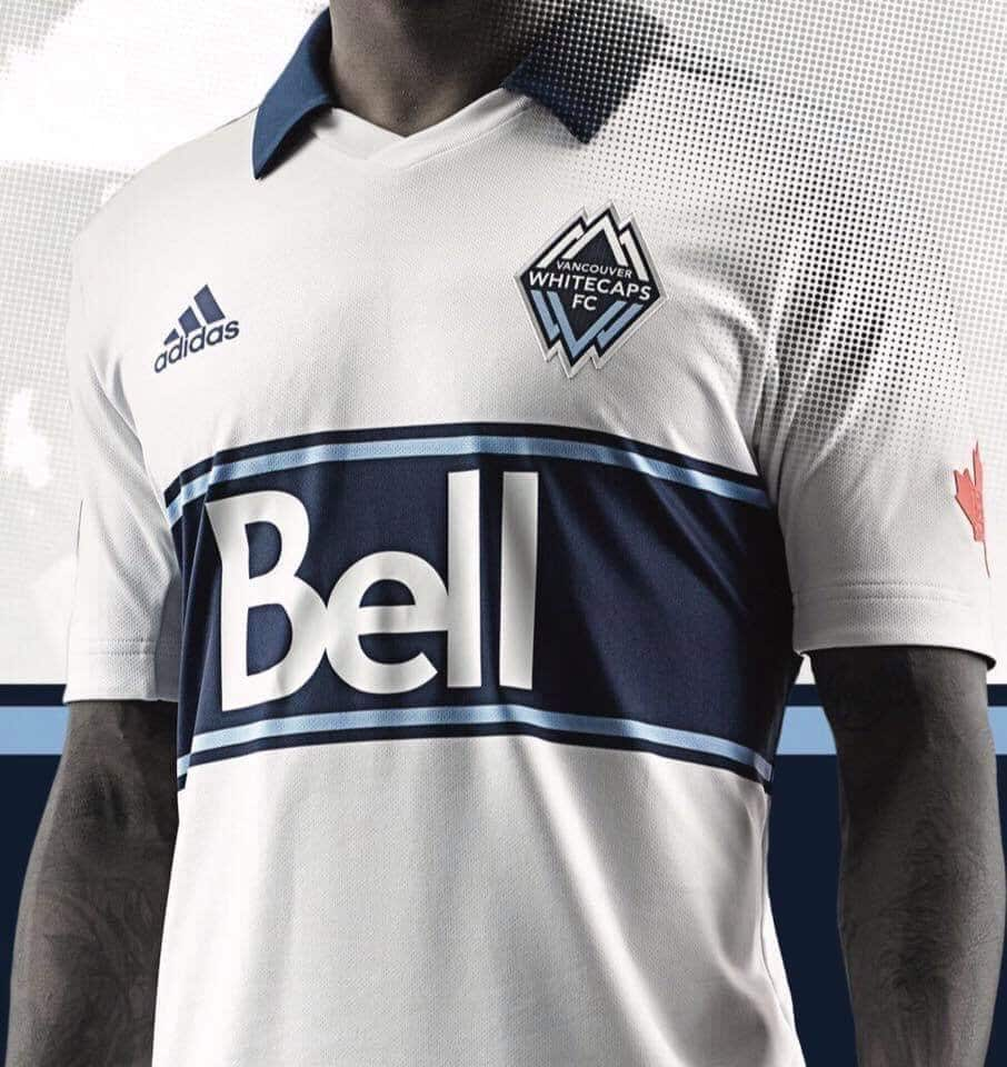 watch cef99 5a514 Vancouver Whitecaps 2019 Home Jersey Leaked? | The Kitman
