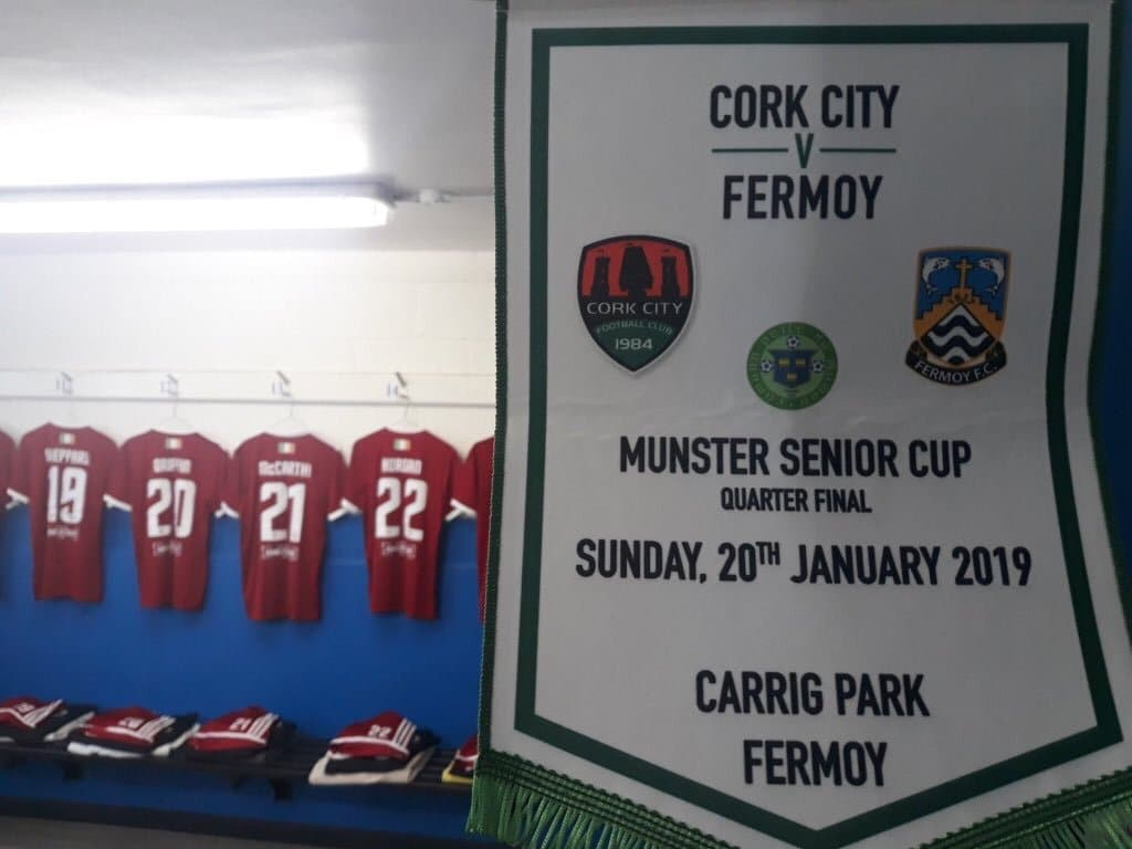 Being The Cork City Kitman With Mick Ring