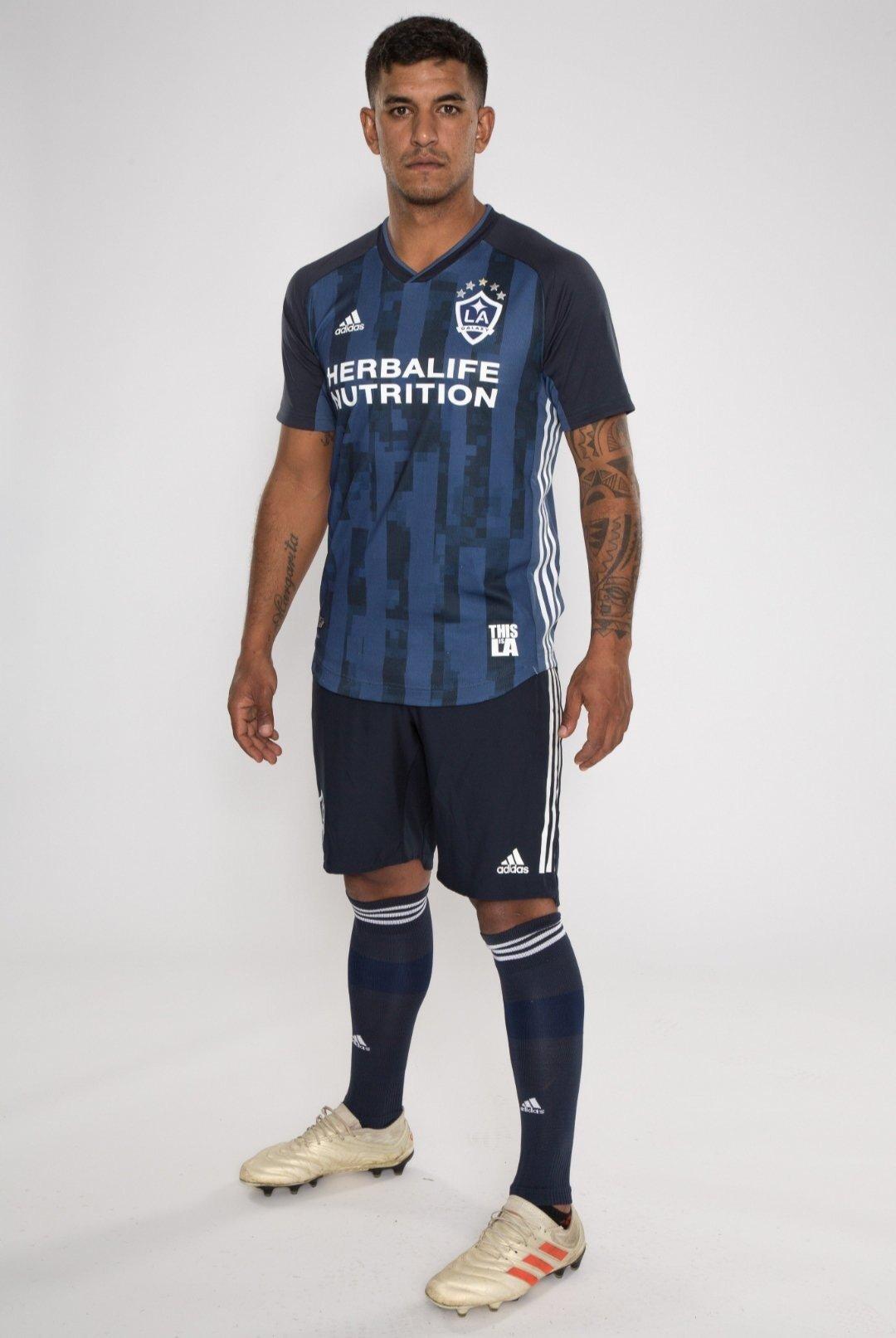 LA Galaxy 2019 Adidas Away Kit Released