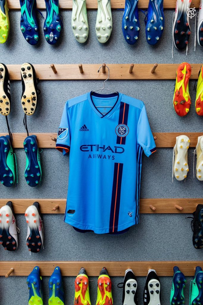 low priced cd194 e3038 New York City FC 2019 Home Kit Released | The Kitman