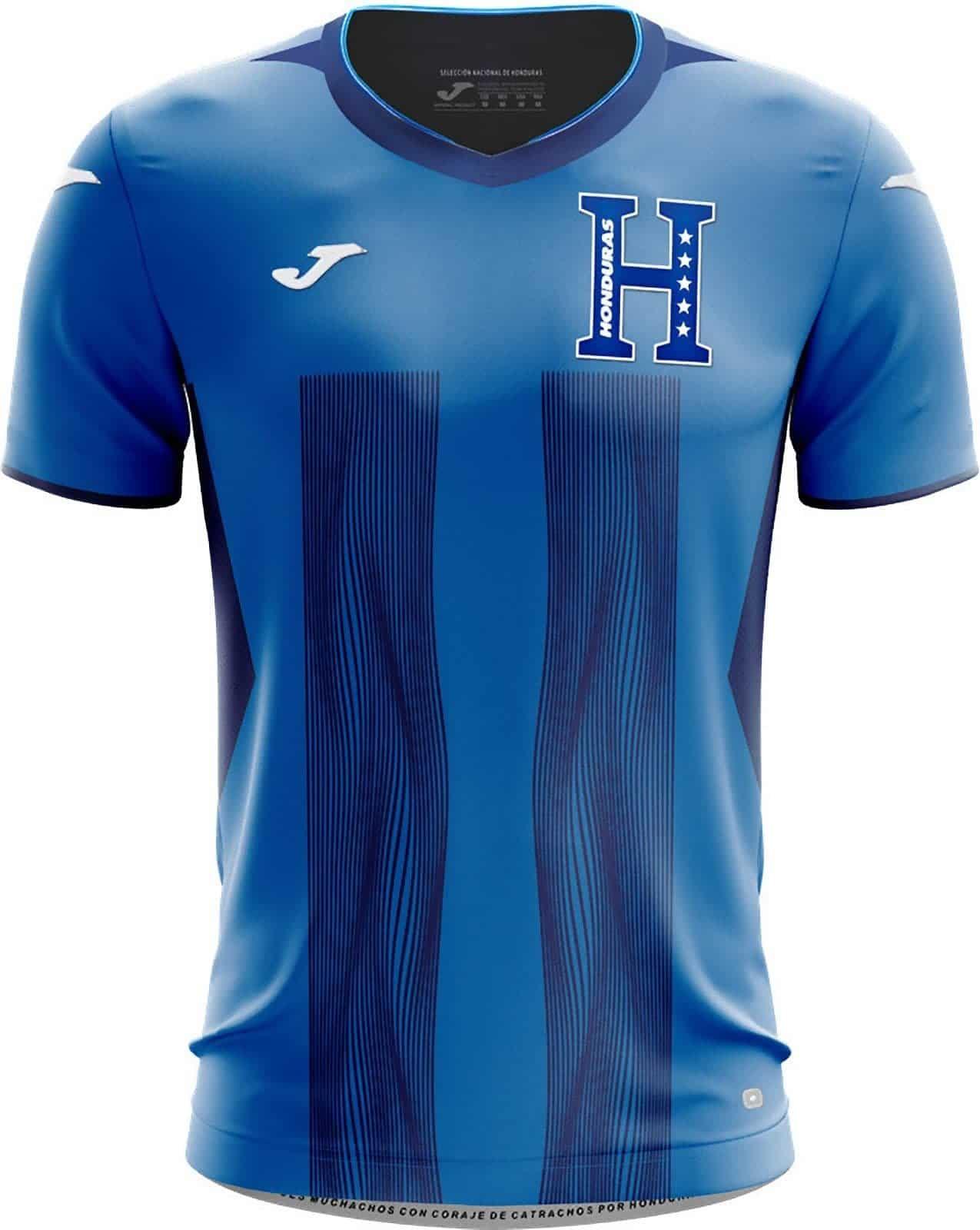 Honduras 2019 Joma Kits Released The Kitman