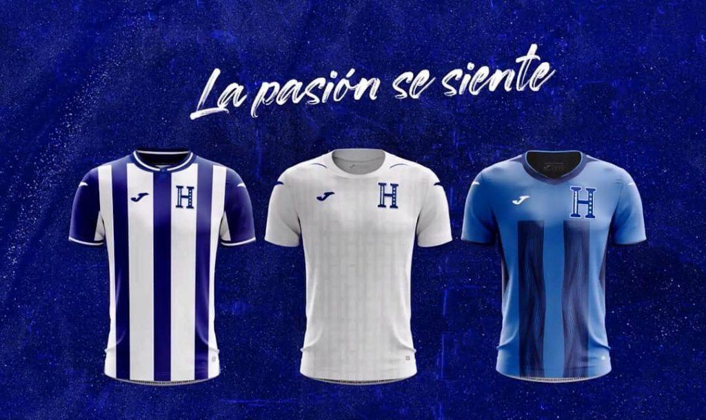 8db2e3183 Honduras 2019 Joma Kits Released