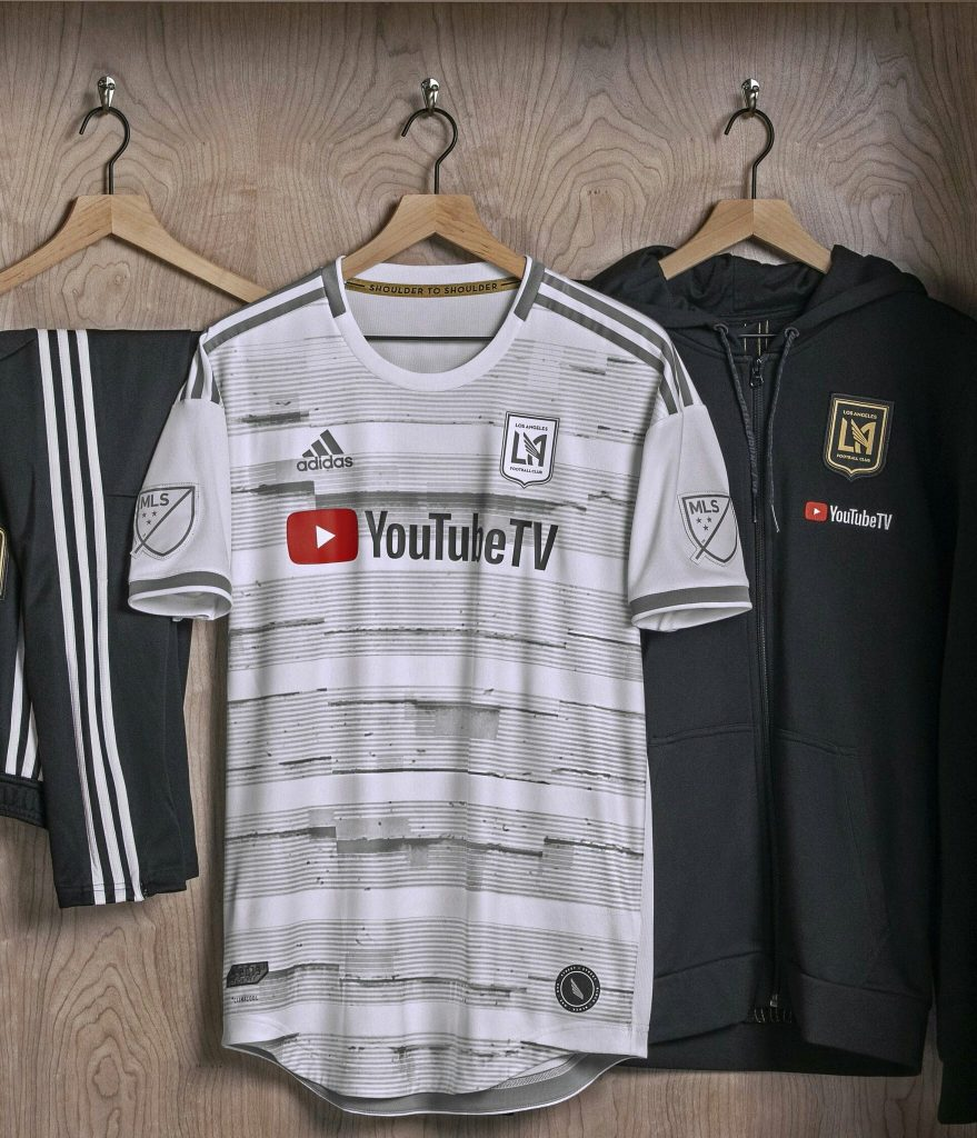 bcd94dc07 Los Angeles FC Street By Street Kit 2019