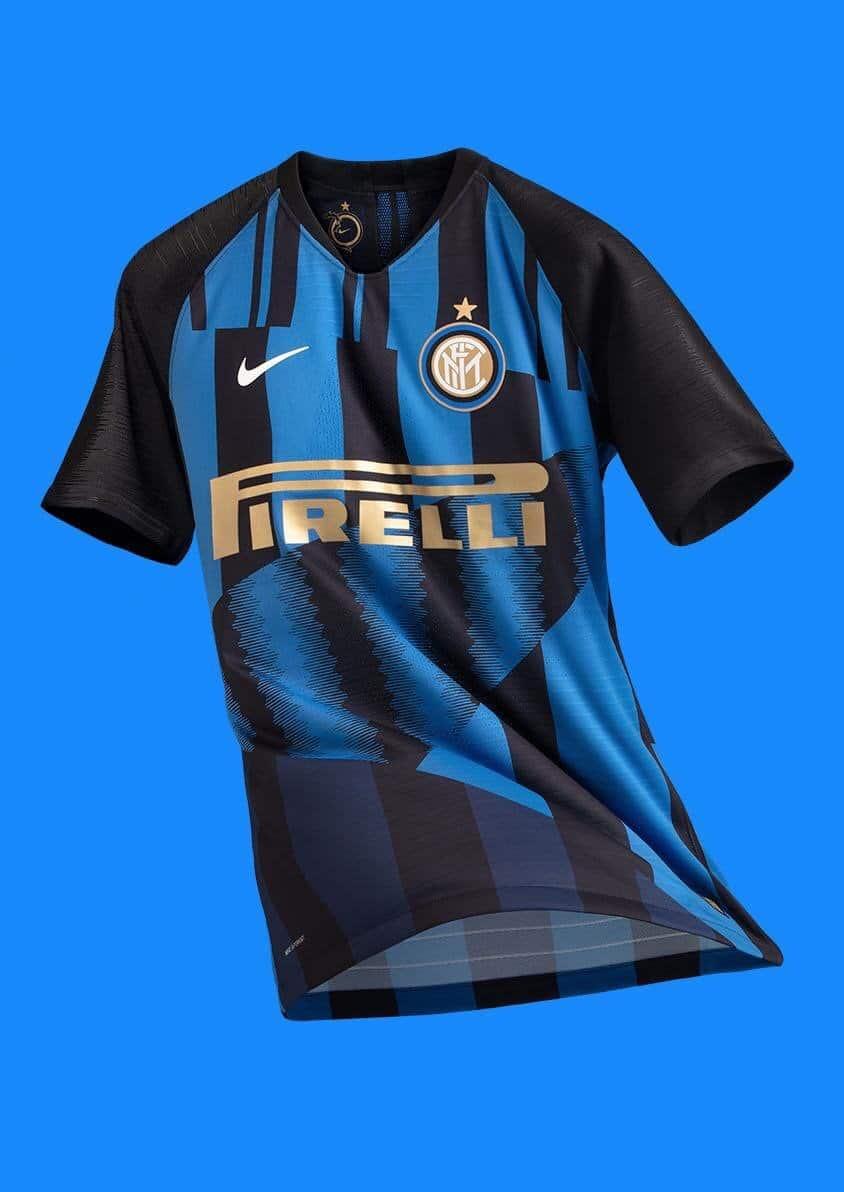 promo code f527b cbe20 Nike Inter Milan Mashup Shirt 2019 | The Kitman