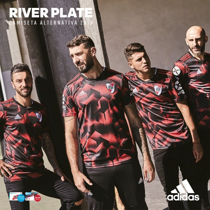 7953baf0d River Plate 2019 Adidas Third Kit Released | The Kitman