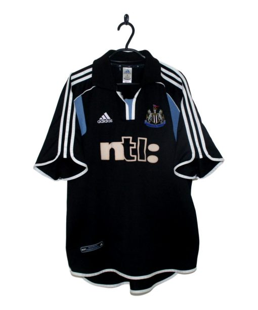 2000-01 Newcastle United Away Shirt