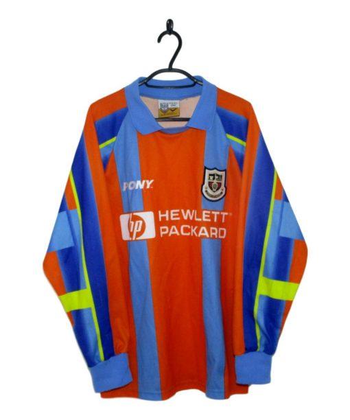 1997-99 Tottenham Hotspur Goalkeeper Jersey