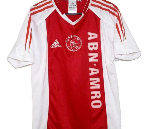 2004-05 Ajax Home Shirt