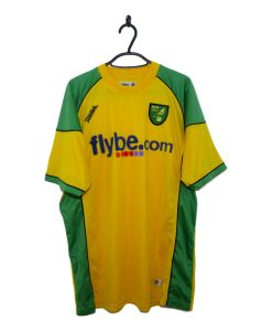 2006-08 Norwich City Home Shirt