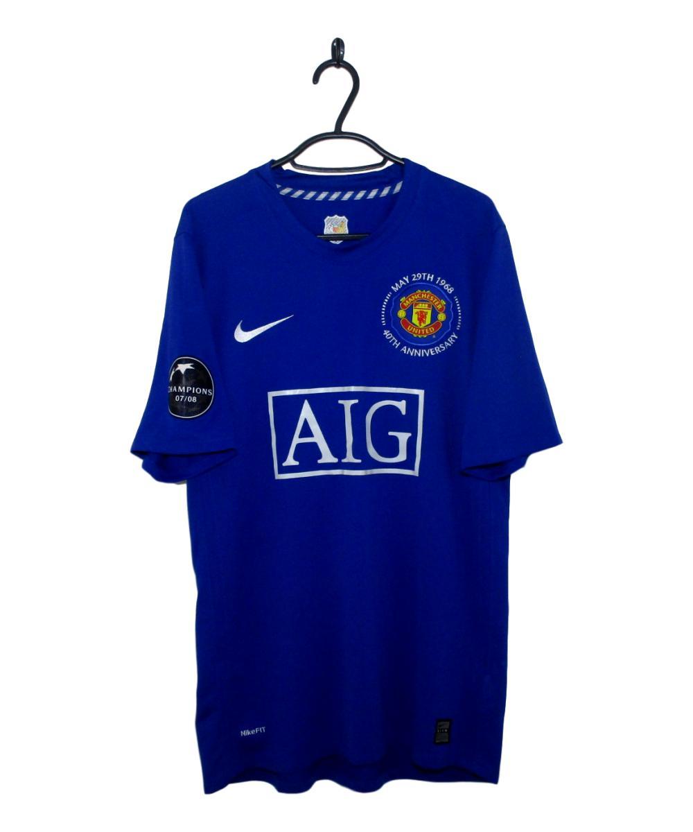 5cc755a7b 2008-09 Manchester United CL Third Shirt J.S. Park (M)