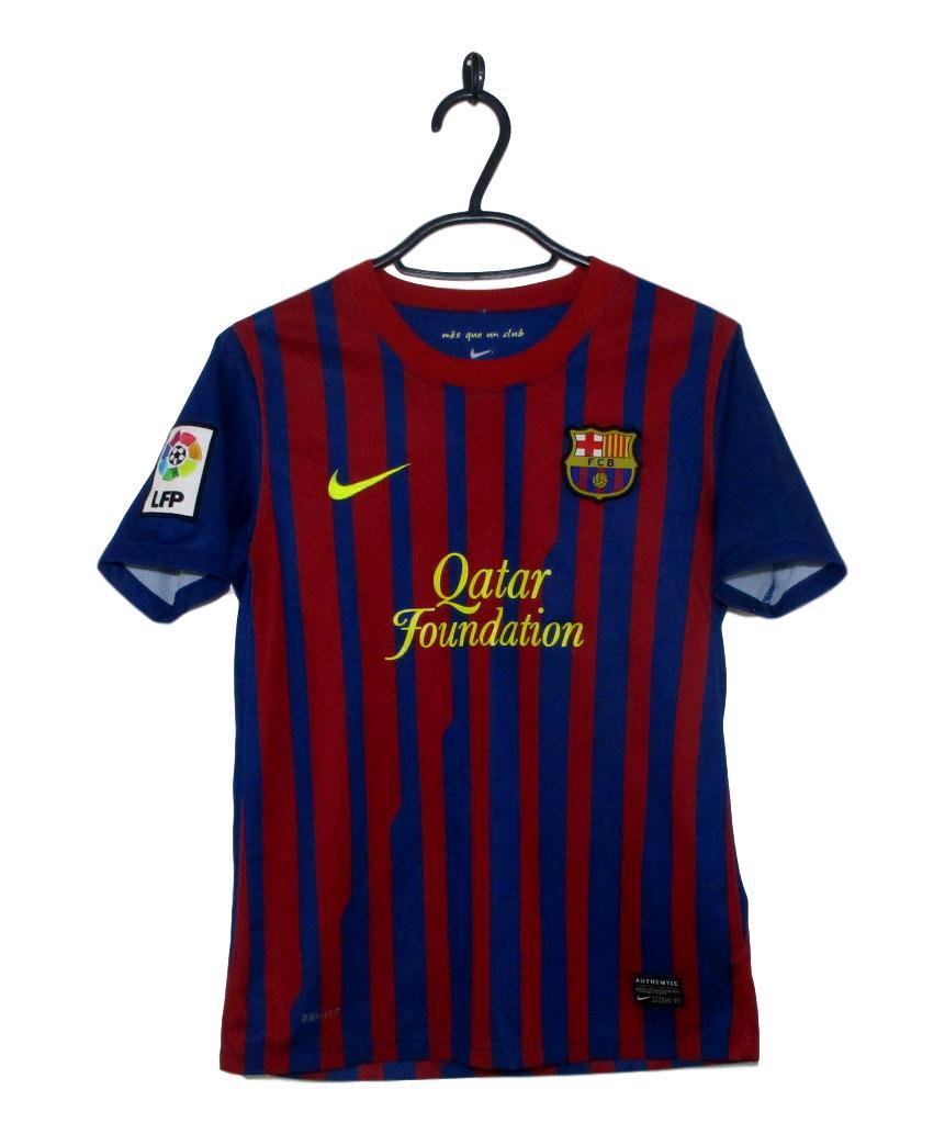 963dbfad196 2011-12 Barcelona Home Shirt (MB)
