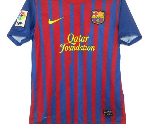2011-12 Barcelona Home Shirt