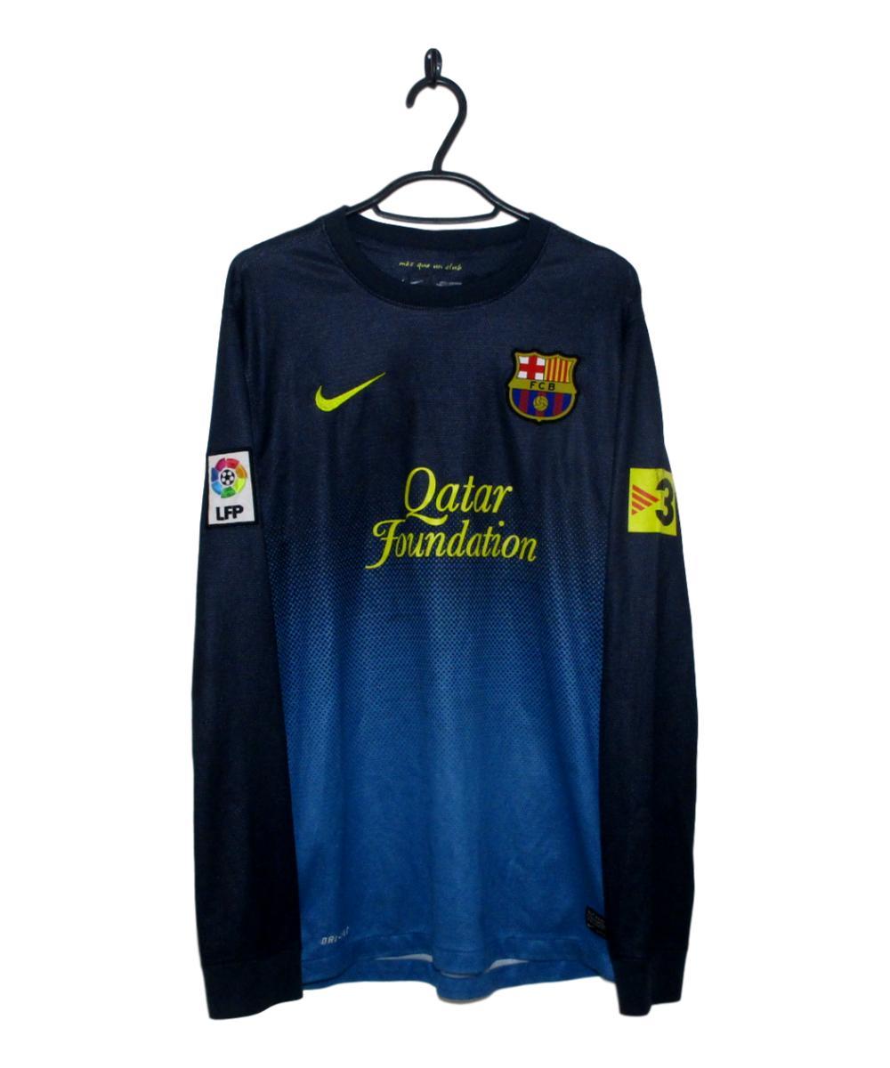 the latest e9f1e b851d 2012-13 Barcelona Goalkeeper Shirt (S)