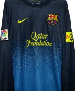 2012-13 Barcelona Goalkeeper Shirt