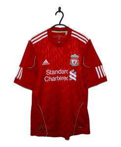85e07a55b68 2010-12 Liverpool Home Shirt