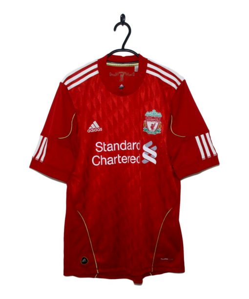2010-12 Liverpool Home Shirt