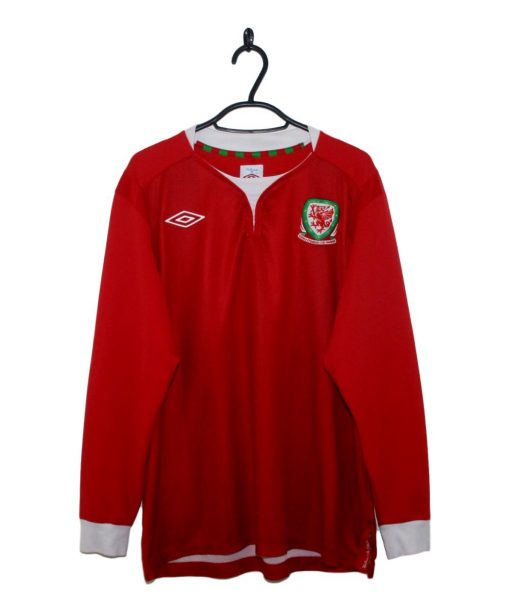 2011-12 Wales Home Shirt