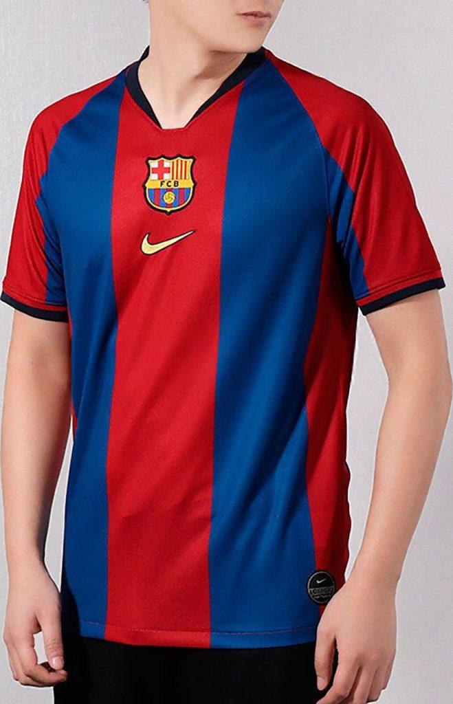 ad2c9dbd8fd Nike FC Barcelona El Clasico Kit 2019 Leaked