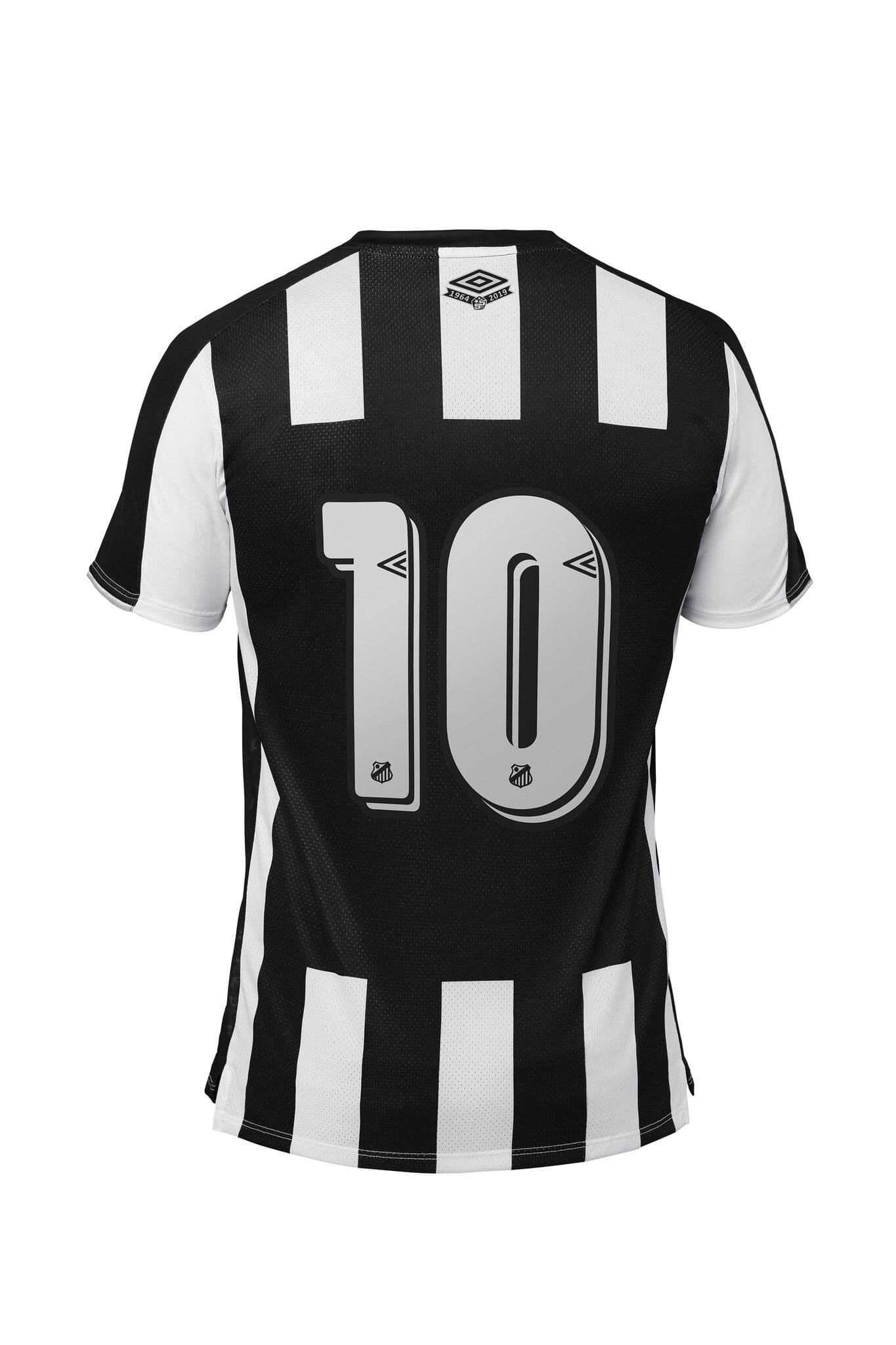 Santos 2019 Umbro Away Kit