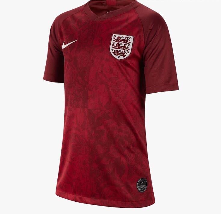 England 2019 Women's World Cup Nike Kits